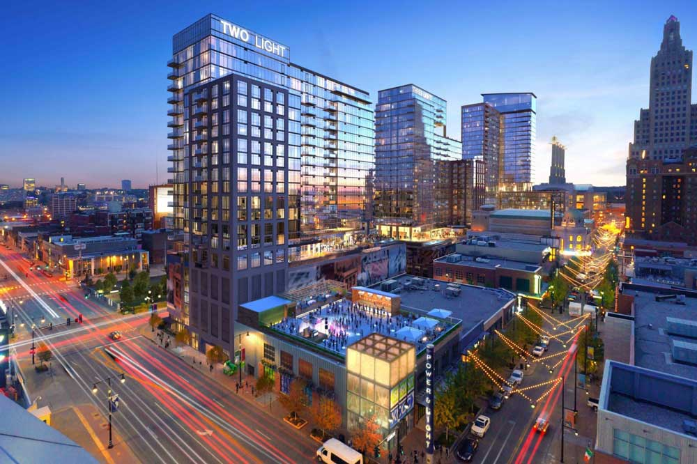 The Cordish Companies Opens Two Light Luxury Apartments in Kansas City Power & Light District