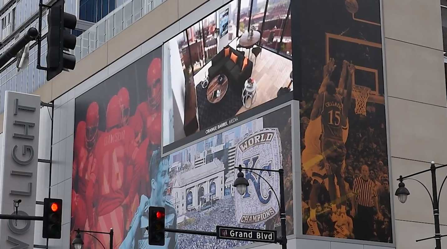 Mario Chalmers Humbled by Mural on Side of Apartment Building