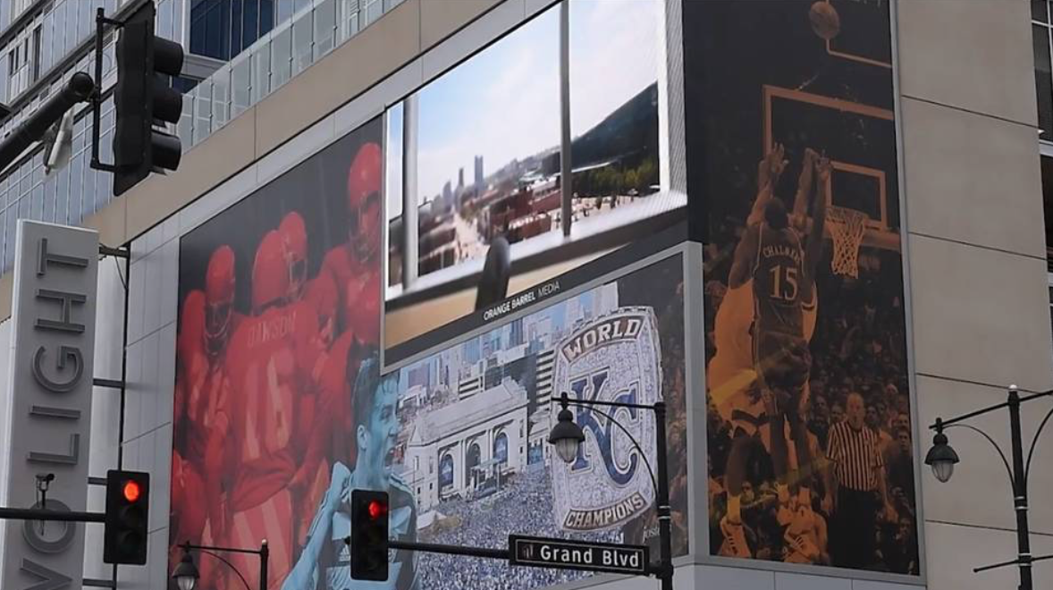 Mario Chalmers humbled by mural on side of apartment building in KC